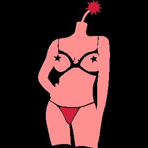 sexy maedchen dynamitbombe nightie v1