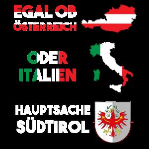 Südtirol Österreich Italien Alpen Patriot