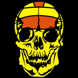 schaedel volleyball wasserball kugel 5