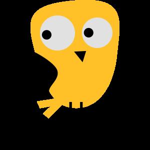 Eule owl Bauer Landwirt tier Kind Baby