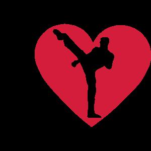 franzoesisch boxen savate 7 love heart