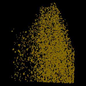 Glitzer / gold / Abstrakt / cool / Trend