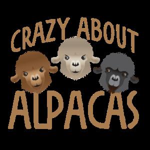verrückt nach Alpakas