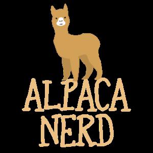 Alpaka-Nerd