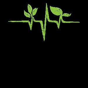 Umwelt Puls Herzschlag Geschenkidee