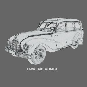 EMW 340 Kombi Eisenach DDR