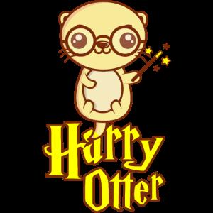 HARRY OTTER Seeotter Geschenk Für Tierpflegerin