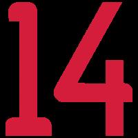 14 Rückenzahlen, Pelibol ™