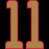 11 Fußballnummer, Pelibol ™