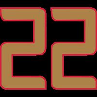 22 Fußballnummer, Pelibol ™