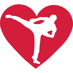 franzoesisch boxen savate 12 love heart