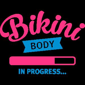 Bikini Body In Progress...