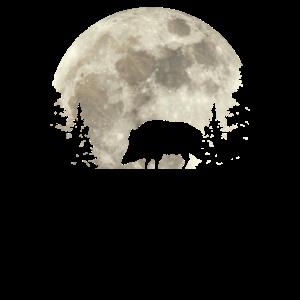 Wildschwein Wildsau Keiler Jäger Jagd Eber