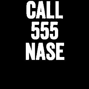 555 Nase Lustig Spruch Spooner Geschenk Handy Neu
