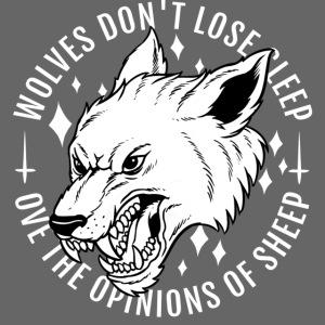 Wölfe schlafen nicht