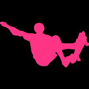 skateboarder schattenfigur in 1212