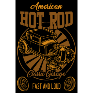 American Hot Rod Fast and Loud