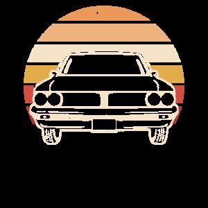 American Muscle Car   1960s Vintage