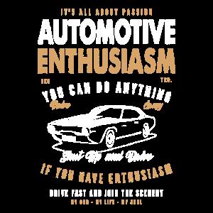 Passion   Automotive Enthusiasm   Vintage