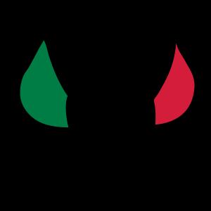 flagge 3 farben koerper boob titten