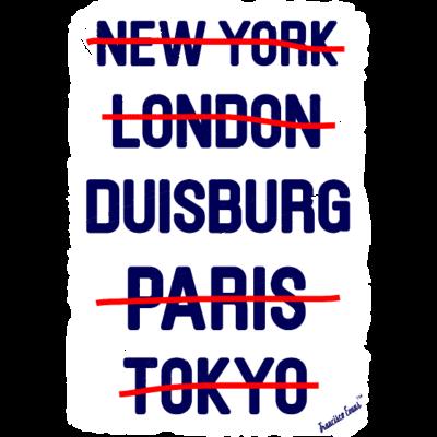 NY London Duisburg..., Francisco Evans ™ - NY London Duisburg..., Francisco Evans ™ - trends,stadt,mode,länder,i love Duisburg,fashion,deutschland,city,cities,ausland,Städte,NY London Duisburg,Francisco Evans