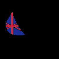 koerper englische flagge frau zerrissen