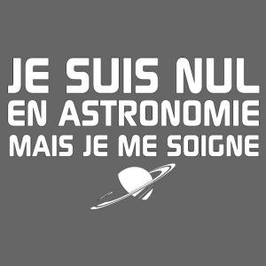 Je suis nul en Astronomie