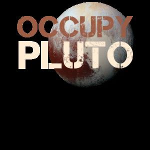 Occupy Pluto