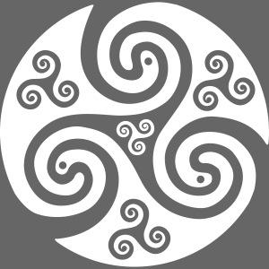 Triskel celtique
