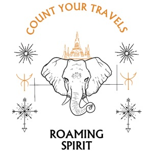ROAMING SPIRIT travel tees