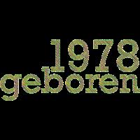 Jahrgang 1978 geboren