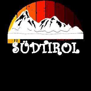 Südtirol Kleidung für Alpen und Tirol Fans