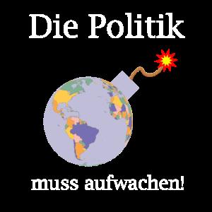 Politik zerstoert unsere Erde