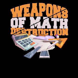 Mathe Wissenschaft Schule Geschenk Mathematiker