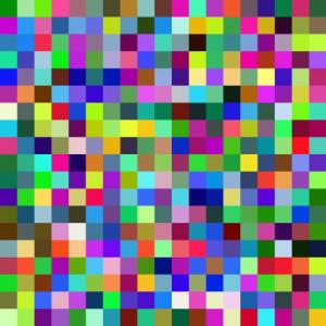 Bunte Pixel!