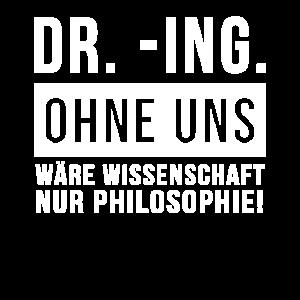 Doktortitel Promotion Ingenieur Doktor Geschenk
