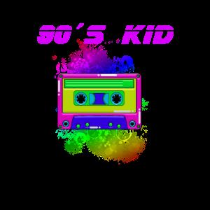 90 s Kid