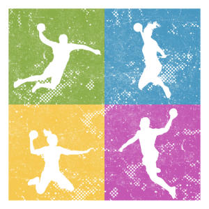 HANDBALL Handballer Sport
