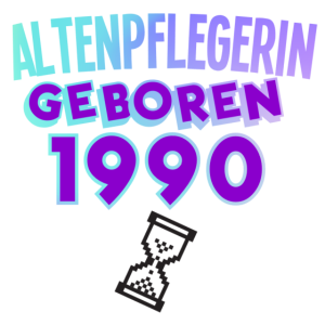 Altenpflegerin 1990