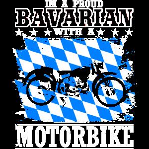 Biker, Bayern, Motorrad, Motorradfahrer