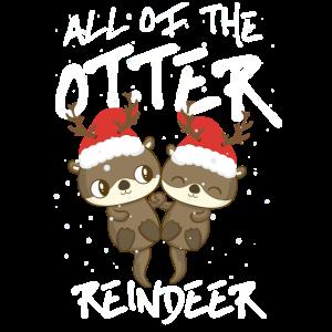 Das ganze Otter-Ren