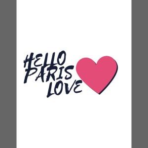 hello paris love 2