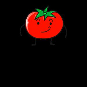 Tomate - lustig - Geschenk