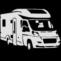 Camper Wohnmobil (2 color)