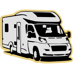 Camper Wohnmobil (3 color)
