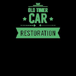 Oldtimer Auto Autos Reperatur Restaurieren
