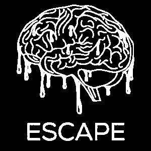 Escape/ Hoodie Pullover