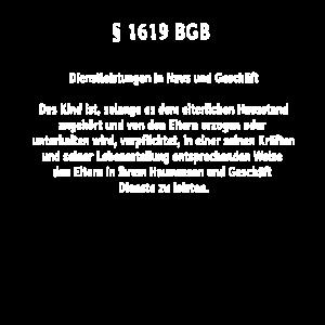 § 1619 BGB