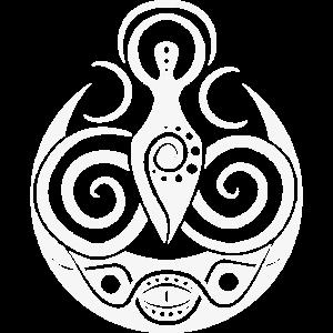 Wicca Hexe Göttin Mond Paganismus