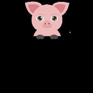 Pocket Pig - Taschen Schwein